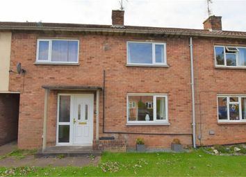 Thumbnail 2 bed terraced house for sale in Chalcombe Avenue, Kingsthorpe, Northampton