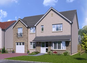 Thumbnail 5 bed detached house for sale in Galloway Silver Glen, Alva, Clackmannanshire