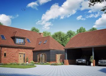 Thumbnail 5 bed detached house for sale in Station Road, Hellingly, Hailsham