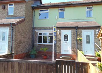 Thumbnail 2 bed terraced house for sale in Mordey Close, Sunderland
