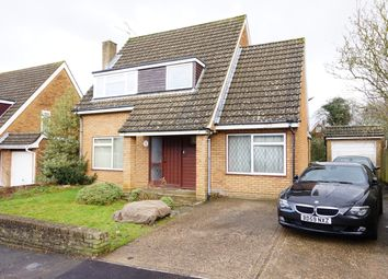 Thumbnail 4 bedroom detached house for sale in Mercer Close, Basingstoke