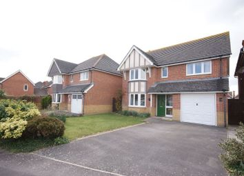 Thumbnail 4 bed detached house for sale in Fitzroy Drive, Lee On The Solent