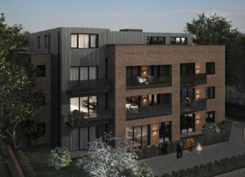 Thumbnail 2 bed penthouse for sale in Cheam Road, Ewell, Epsom