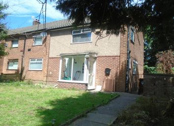 Thumbnail 4 bed semi-detached house for sale in Greatfield Road, Wythenshawe, Manchester
