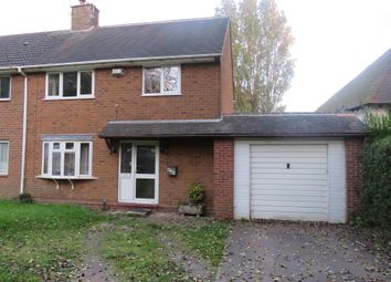 Thumbnail 3 bed semi-detached house for sale in Alcester Road South, Kings Heath, Birmingham