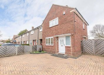 Thumbnail 2 bed end terrace house for sale in The Normans, Wexham, Slough