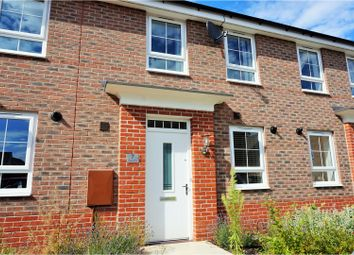 Thumbnail 3 bed town house to rent in Bridon Close, Retford
