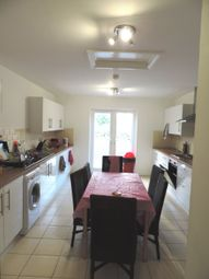 Thumbnail 6 bed terraced house to rent in Flora Street, Cathays, South Glamorgan CF244Eq