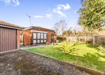Thumbnail 3 bed detached bungalow for sale in Orchard Drive, Park Street, St. Albans