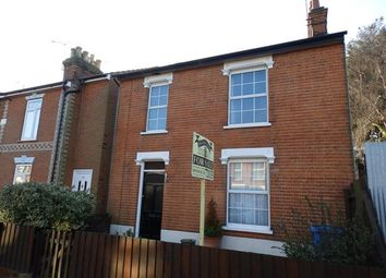 Thumbnail 3 bedroom detached house for sale in Pearce Road, Ipswich