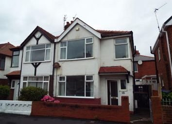 Thumbnail 3 bed semi-detached house for sale in Hollywood Avenue, Blackpool, Lancashire