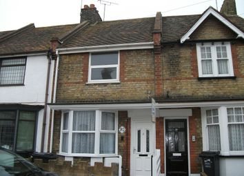 Thumbnail 2 bedroom terraced house to rent in Magdala Road, St Peters, Broadstairs