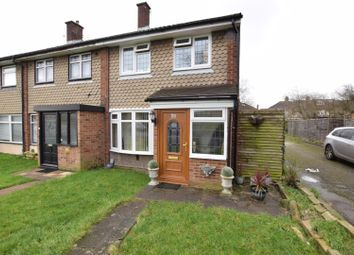 Thumbnail 3 bed end terrace house for sale in Shepherds Close, Chadwell Heath, Romford