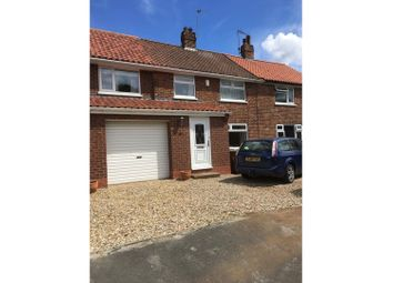 Thumbnail 4 bed semi-detached house to rent in Plantation Drive, North Ferriby