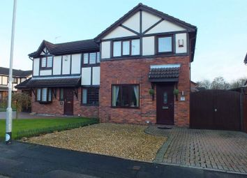 Thumbnail 3 bed semi-detached house for sale in Kingfisher Grove, Bradeley, Stoke-On-Trent