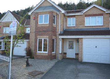 Thumbnail 4 bedroom property for sale in Millrise Road, Mansfield