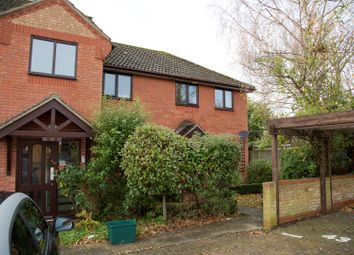 Thumbnail 1 bed flat for sale in Chartwell Gardens, Sutton