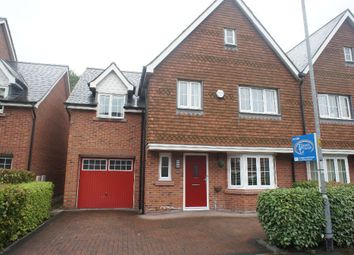 Thumbnail 4 bed semi-detached house for sale in Rylands Drive, Warrington