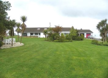 Thumbnail 8 bed detached bungalow for sale in Llanarth, Ceredigion