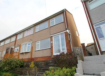 Thumbnail 3 bed terraced house for sale in Novers Hill, Knowle, Bristol