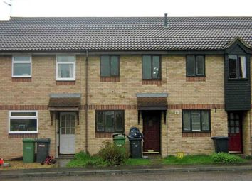Thumbnail 2 bed terraced house to rent in Lansdowne Walk, Peterborough