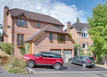 Thumbnail 4 bed detached house for sale in Coleford Close, Webheath, Redditch