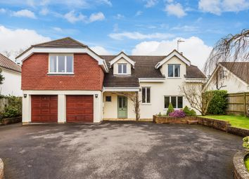 Thumbnail 4 bed detached house for sale in Paddock Way, Oxted