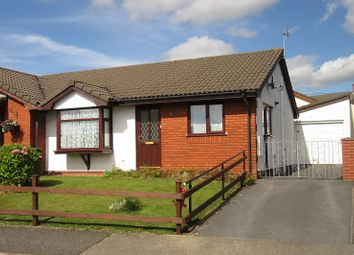 Thumbnail 2 bedroom bungalow for sale in Langer Way, Clydach, Swansea.