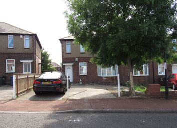 Thumbnail 3 bed flat to rent in Castleside Road, Whickham View