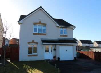 Thumbnail 4 bed detached house for sale in Leishman Place, Airdrie