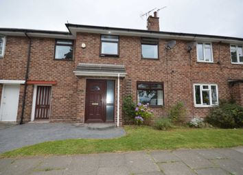 Thumbnail 4 bed terraced house for sale in Yew Tree Road, Bebington, Wirral