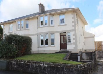 Thumbnail 3 bedroom semi-detached house for sale in Sandfield Avenue, Milngavie