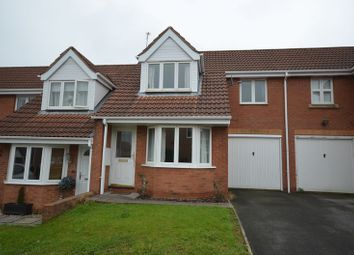 Thumbnail 3 bed terraced house for sale in Woodcock Close, Rednal, Birmingham