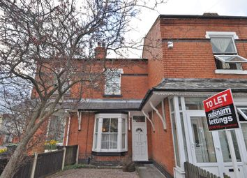 Thumbnail 2 bed terraced house to rent in Drayton Road, Bearwood, Birmingham
