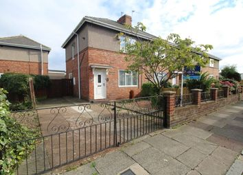 Thumbnail 2 bed semi-detached house for sale in Twentieth Avenue, Blyth