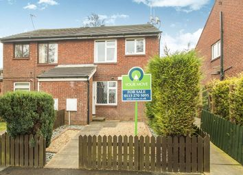 Thumbnail 1 bed flat for sale in Worcester Avenue, Leeds