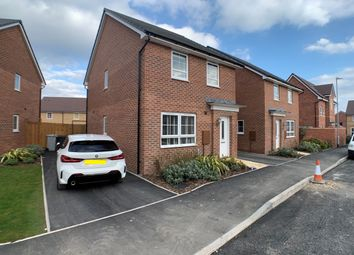 Thumbnail 3 bed detached house to rent in Worcester Gardens, Bourne