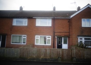 Thumbnail 2 bed terraced house to rent in Coleridge Close, Sunnybrow