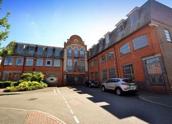 Thumbnail 2 bed flat for sale in Brockton Street, Kingsthorpe Hollow, Northampton