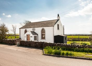 Thumbnail 3 bed detached house for sale in Wesleyn Chapel, Mawbray, Maryport, Cumbria