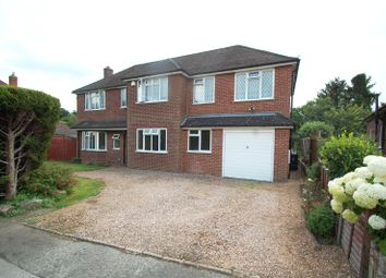 Thumbnail 4 bed detached house for sale in Linden Drive, Farnham Royal, Buckinghamshire
