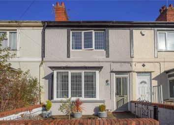Thumbnail 3 bed terraced house for sale in Redlands Road, Penarth