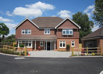 Thumbnail 4 bed detached house for sale in Hurstwood Lane, Haywards Heath