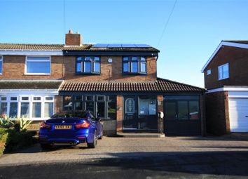 Thumbnail Semi-detached house for sale in Elmway, Chester Le Street