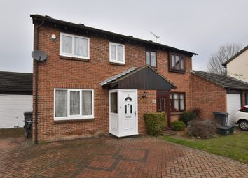 Thumbnail 3 bedroom semi-detached house for sale in Bonington Chase, Springfield, Chelmsford