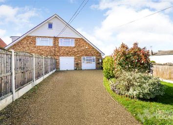 Thumbnail 2 bed semi-detached house for sale in Main Road, St Lawrence, Southminster, Essex