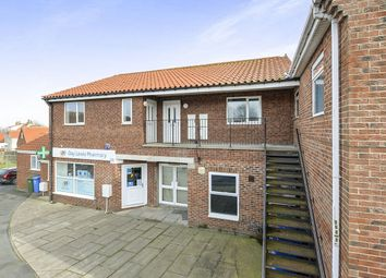 Thumbnail 2 bed flat for sale in Mount Farm Close, Whitby