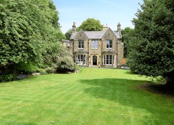 Thumbnail 6 bed detached house for sale in North Road, Kirkburton, Huddersfield
