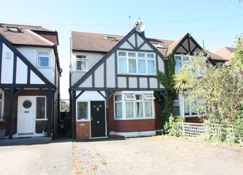4 bed semi-detached house to rent in Sandbourne Avenue, London SW19
