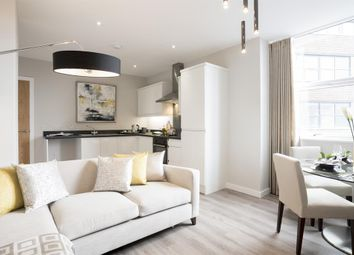 Thumbnail 2 bedroom flat for sale in Stratford Road, Shirley, Solihull